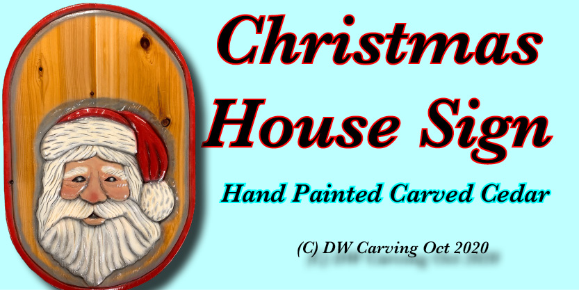 Christmas Carvings, santa claus, all thinks christmas, xmas, scrooge carvings