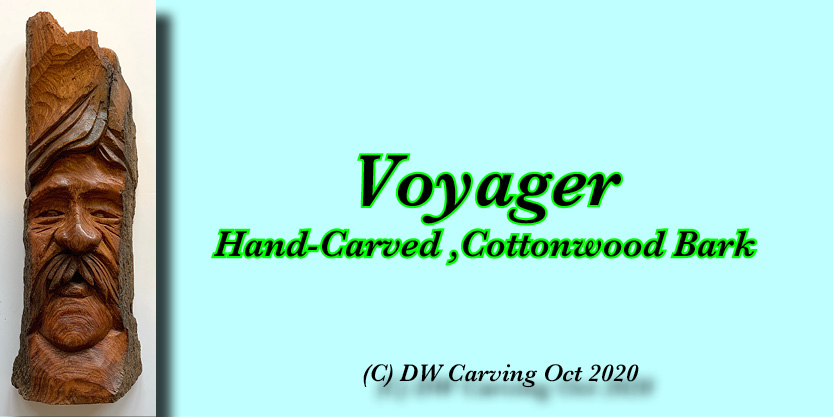 Voyager Woodcarving