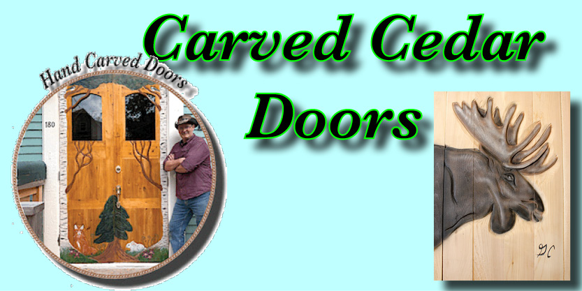 Carved Doors, wall art, green man, architectural carvings